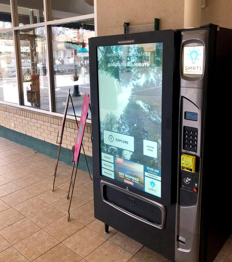 SMRT1 Vending Machine