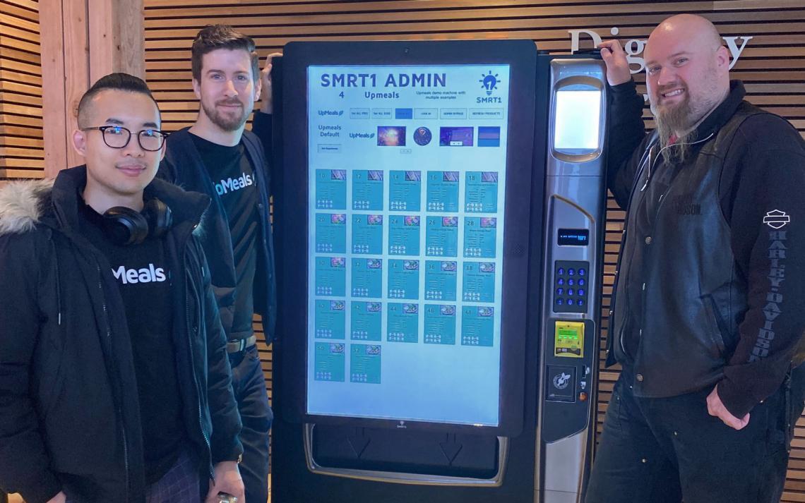 Nelson's SMRT1 Technologies to provide vending tech to Vancouver company