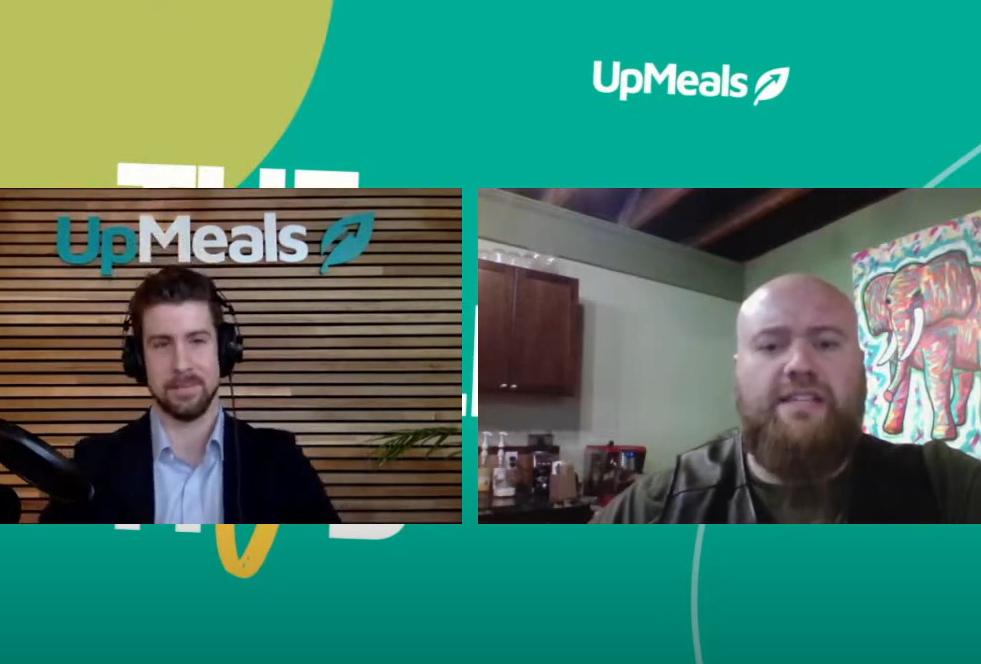 Upmeals: The Wellness Hub Ep.1 – Brad Pommen